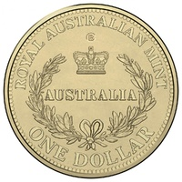 "2016 $1 First Mints ""B"" Brisbane Counterstamp image"